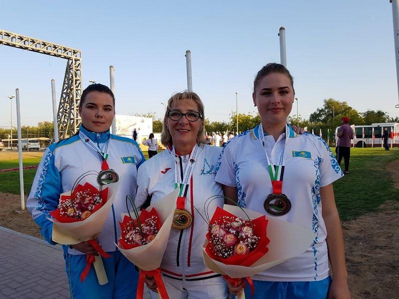Қазақстандық мергендер халықаралық турнирден екі медаль жеңіп алды