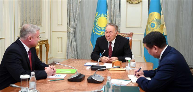 Глава государства встретился с Госсекретарем Совета Безопасности Беларуси