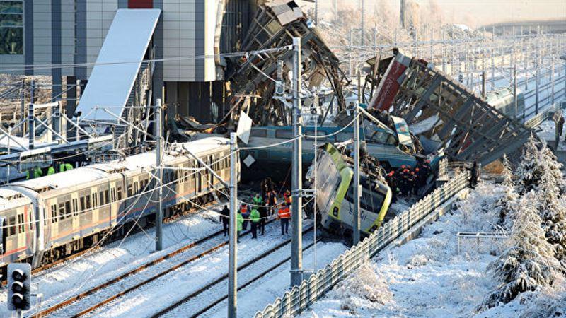 Казахстанцы не пострадали в результате ЧП с поездом в Анкаре