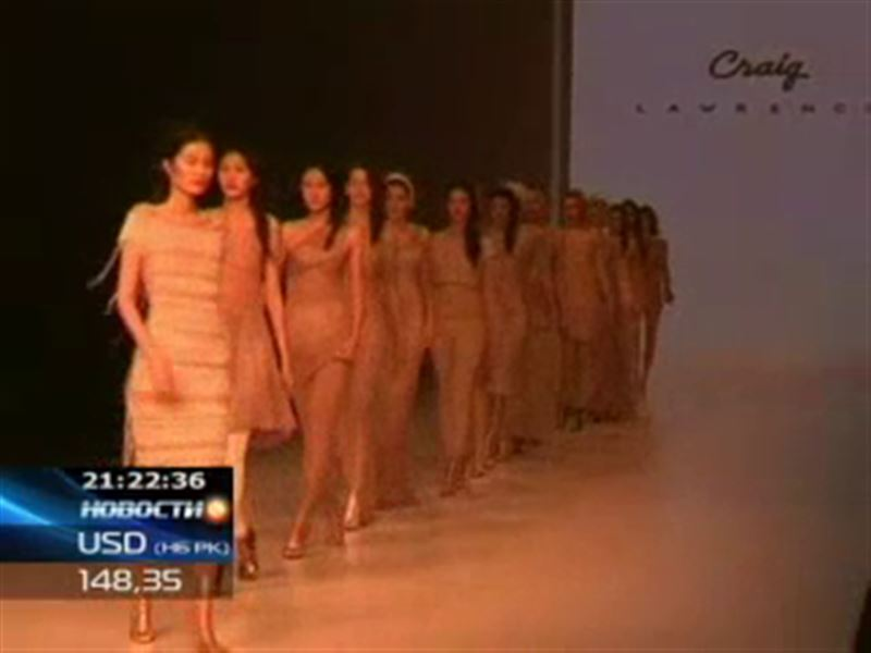 В Китае стартовала неделя высокой моды