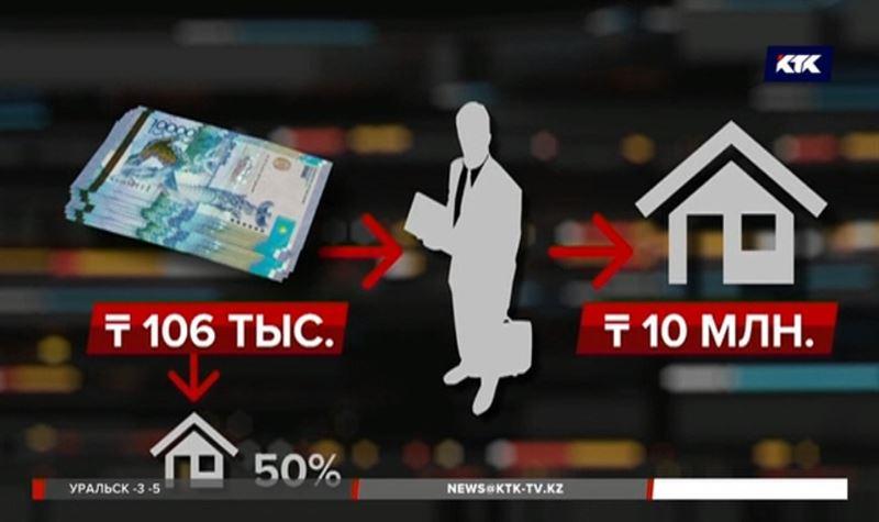 Большинству казахстанцев ипотека недоступна – исследование
