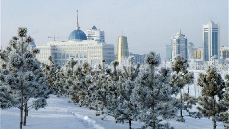 Прогноз погоды в Казахстане на 15 декабря