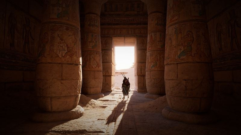 Мысырда 4400 жыл бойы ашылмаған көне мазар табылды