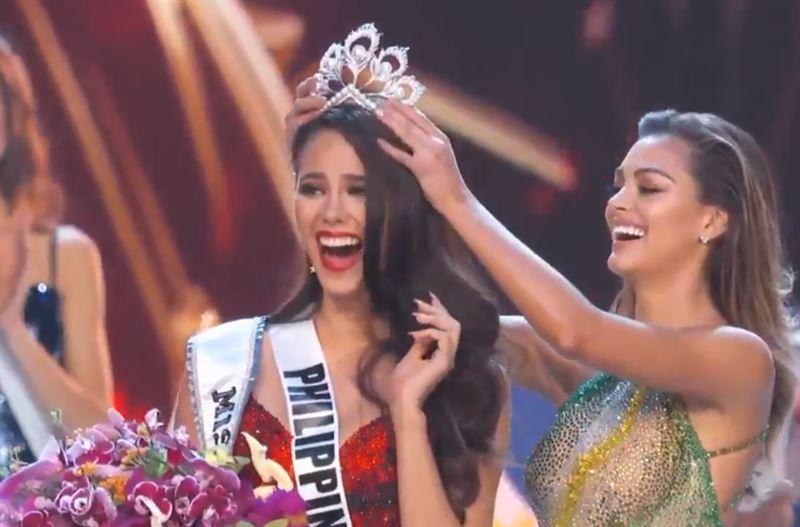 Стала известна победительница конкурса «Мисс Вселенная-2018»