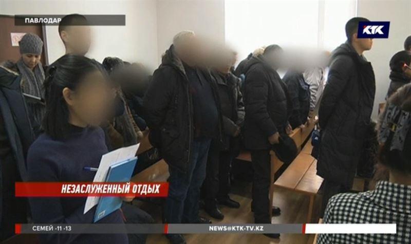 Лжепенсионеров разоблачили и осудили в Павлодаре