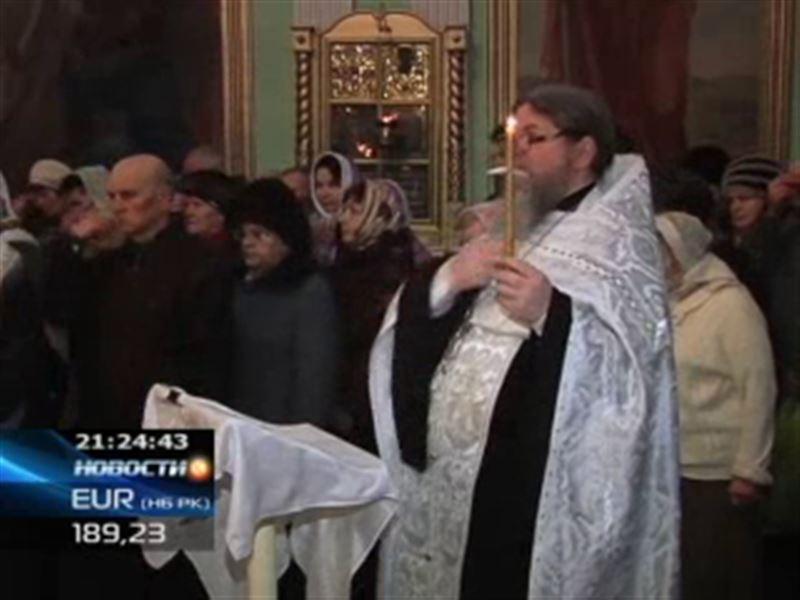 Православные готовятся к одному из главных праздников – Крещению