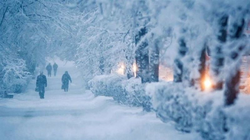 Морозная погода без осадков ожидается 21 декабря в Казахстане
