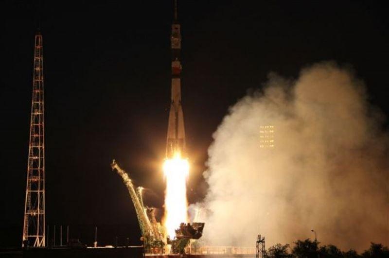 С Байконура стартовала ракета «Протон-М» с военным спутником