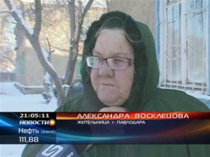 Жители Алматы и Павлодара  замерзают в своих квартирах