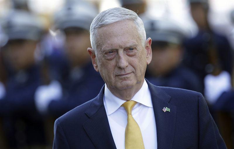Глава Пентагона Джеймс Мэттис уходит в отставку