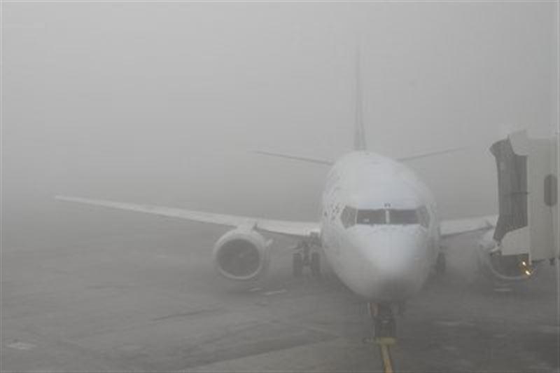 Из-за погодных условий задержаны рейсы в аэропортах Астаны и Алматы