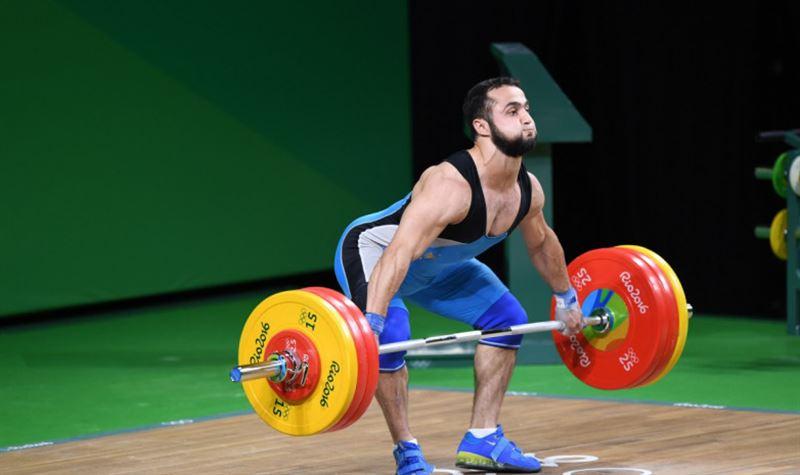 Казахстанец взял «бронзу» на Кубке Катара по тяжелой атлетике