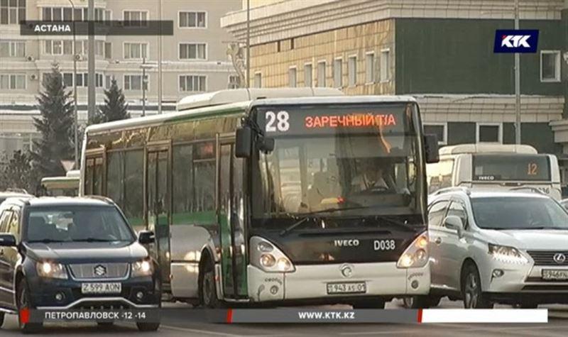 Столичные водители автобусов пополнили казну на 12 миллионов