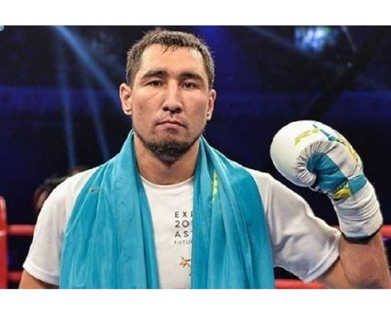 Қазақстандық боксшы Мәскеуде WBO GLOBAL титулын жеңіп алды