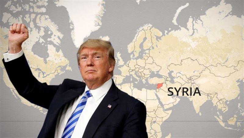 Белый дом: Трамп не изменит своего решения по Сирии