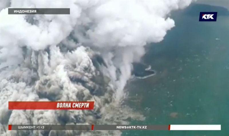 Жертв цунами в Индонезии уже больше трёхсот
