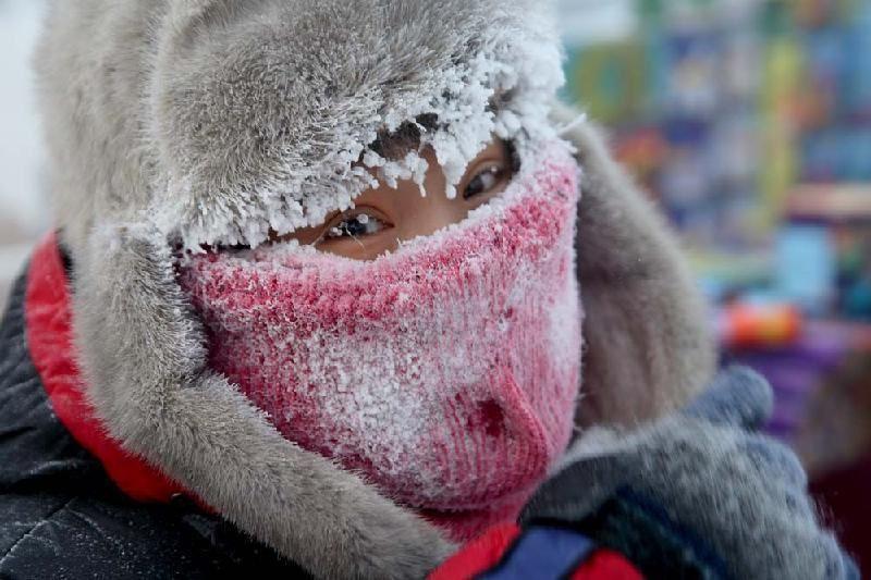 Занятия школьников отменили 25 декабря в Астане из-за мороза