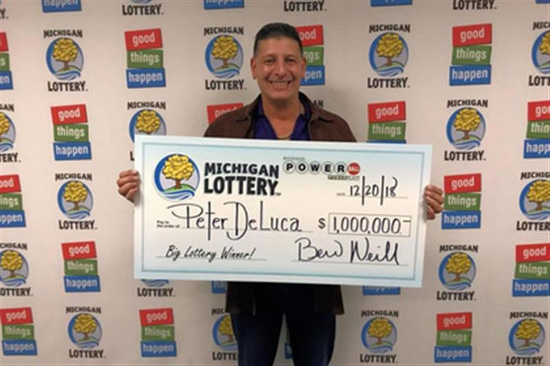 Водитель нашел в машине лотерейный билет на миллион долларов