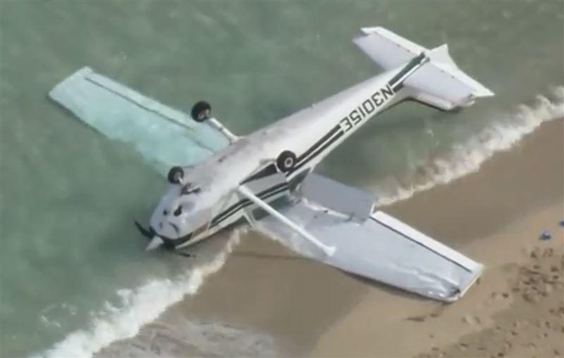 Во Флориде потерпел крушение легкомоторный самолет