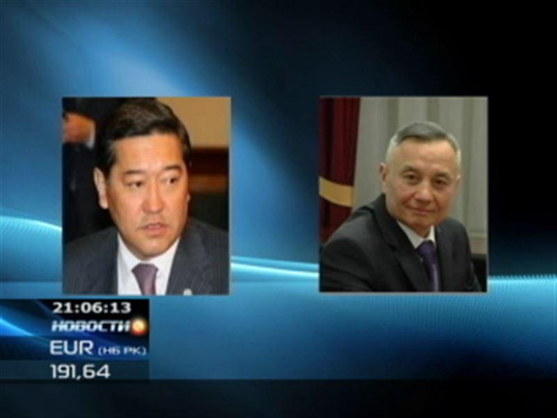 Кадровые изменения произошли в нескольких областях Казахстана