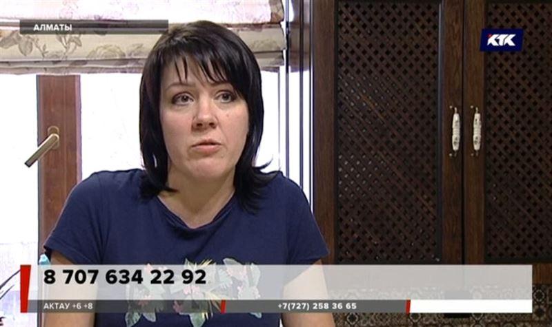 Матери троих детей, страдающей раком крови, нужна помощь