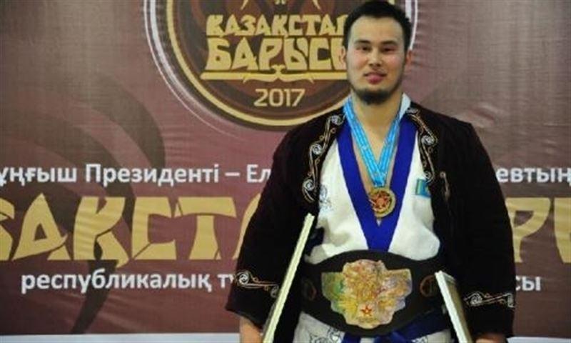 В «Қазақстан барысы» прокомментировали положительную допинг-пробу чемпиона-2017