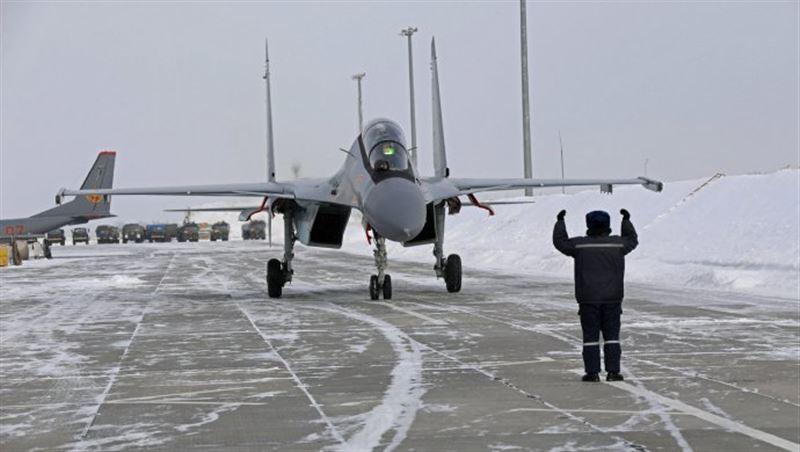 Новые истребители поступили на вооружение армии Казахстана