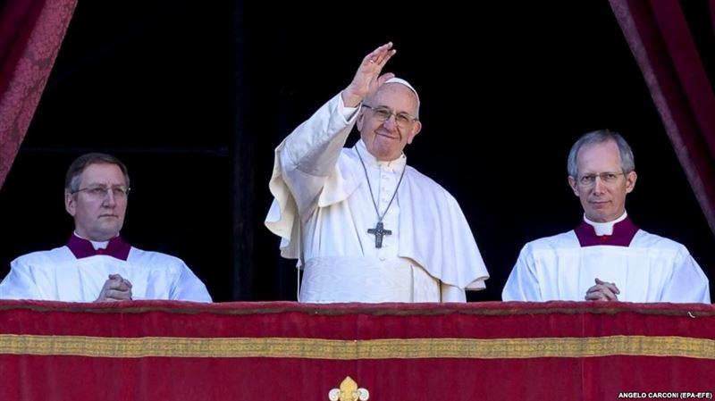Рим Папасы Сирия мен Йеменде бейбітішілік орнатуға шақырды