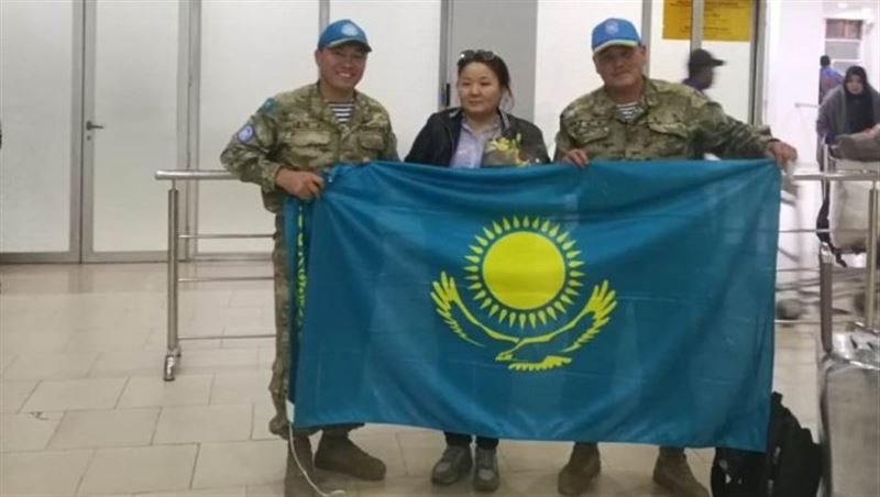 Военным миротворцем ООН впервые стала женщина из Казахстана