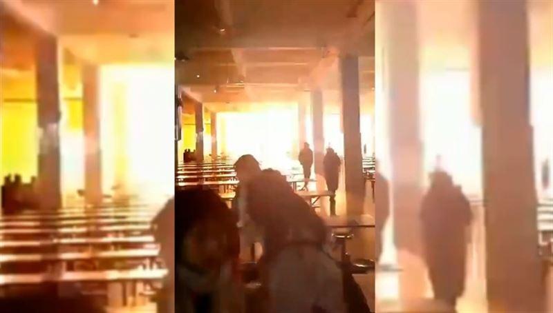 Стали известны подробности взрыва в китайском университете