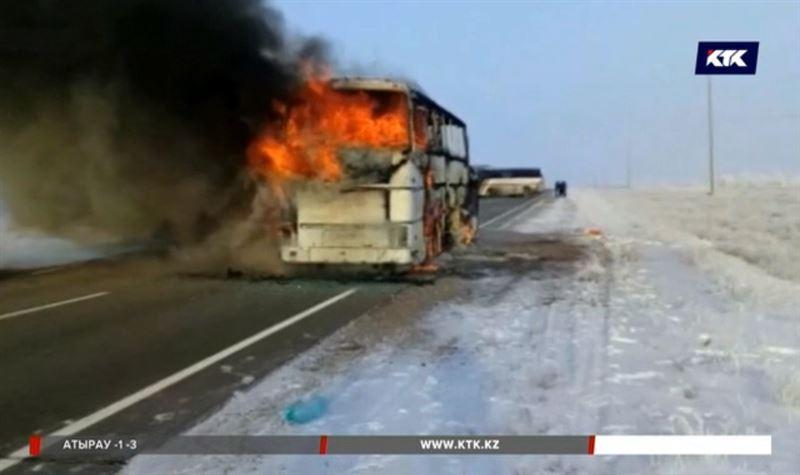 Владельца автобуса, в котором сгорели граждане Узбекистана, отыскали