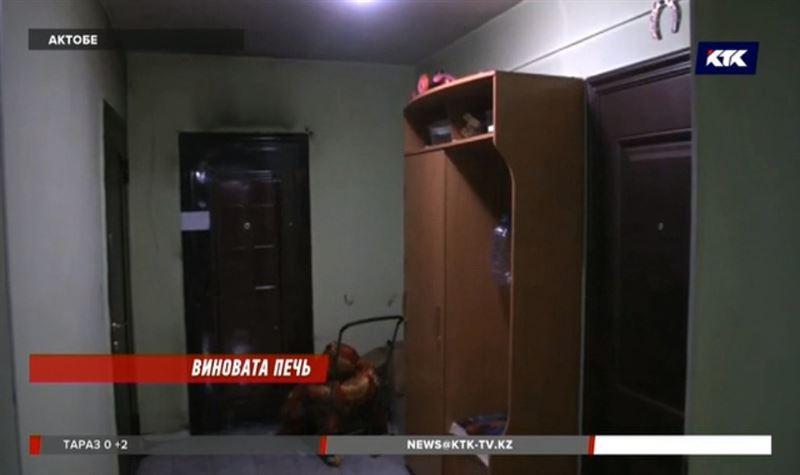 Дети в Актобе погибли из-за включенной духовки