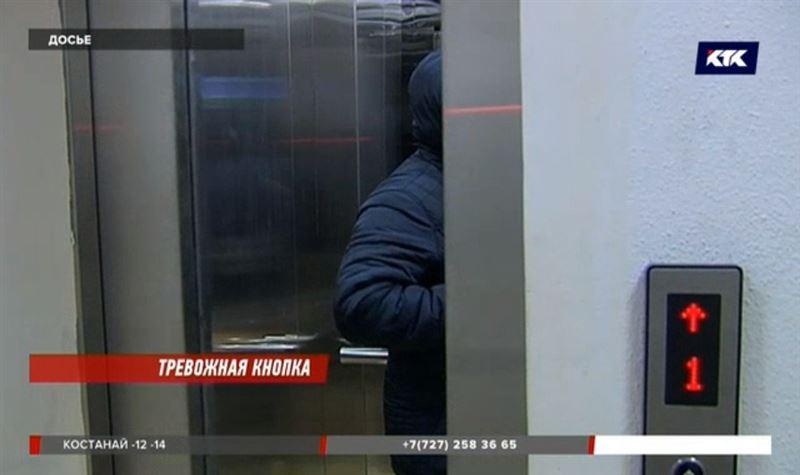 В казахстанских домах устанавливают поддельные лифты из Китая