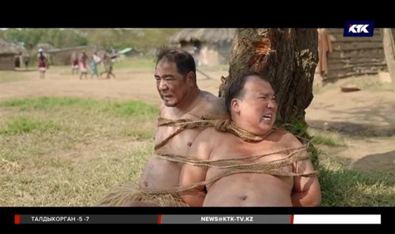 «Бизнес по-казахски в Африке»: герои прошли испытание зноем и подружились с масаи