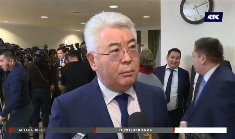 Бейбіт Атамқұлов Сыртқы істер министрі болып тағайындалды