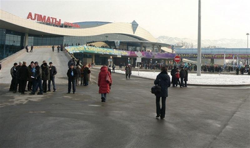 Алматы әуежайы 2,5 есе ұлғаяды