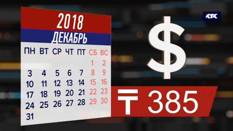 Курс тенге: прогноз аналитиков на 2019 год