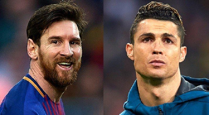 Месси стал лучшим бомбардиром 2018 года в Европе, Роналду – второй