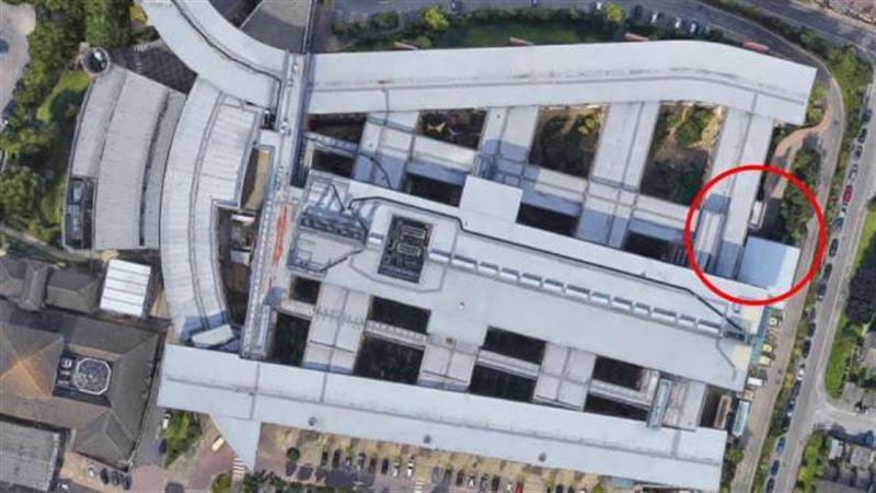 Сотрудники госпиталя несколько лет прятали трупы на парковке