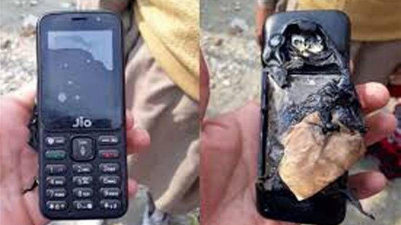 Ұялы телефон жарылысы салдарынан ер адам қайтыс болды