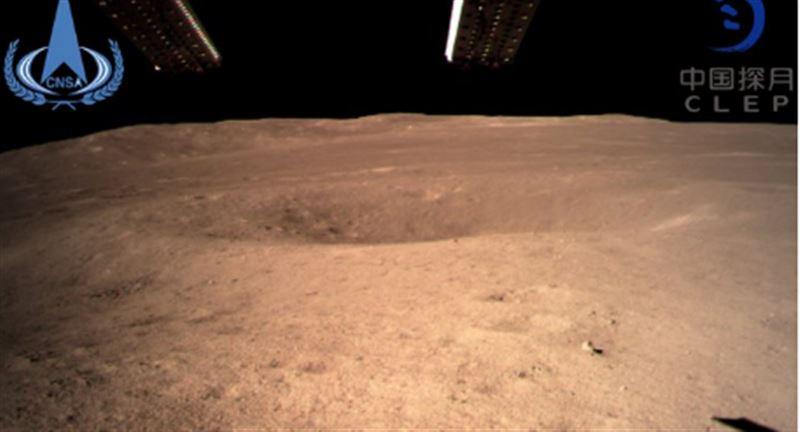 Китайский аппарат совершил успешную посадку на обратной стороне Луны