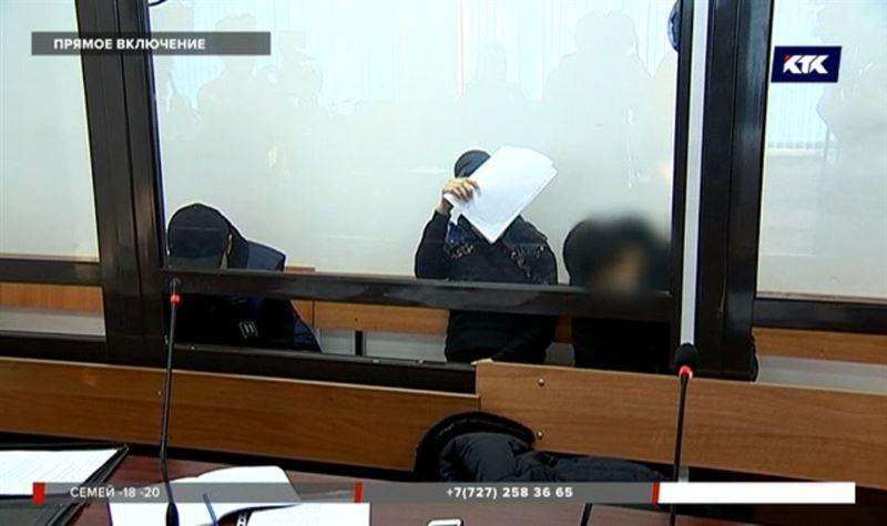 Предполагаемые убийцы Дениса Тена отрицают обвинения