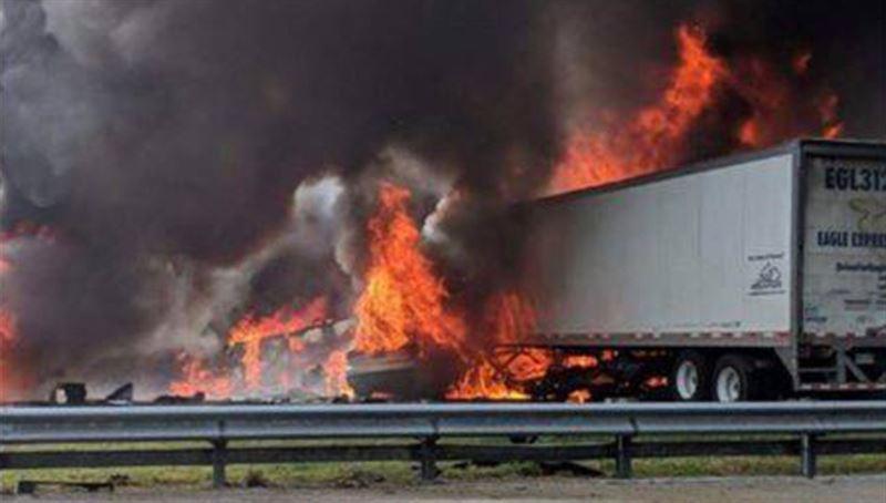 Массовое ДТП во Флориде унесло жизни 6 человек