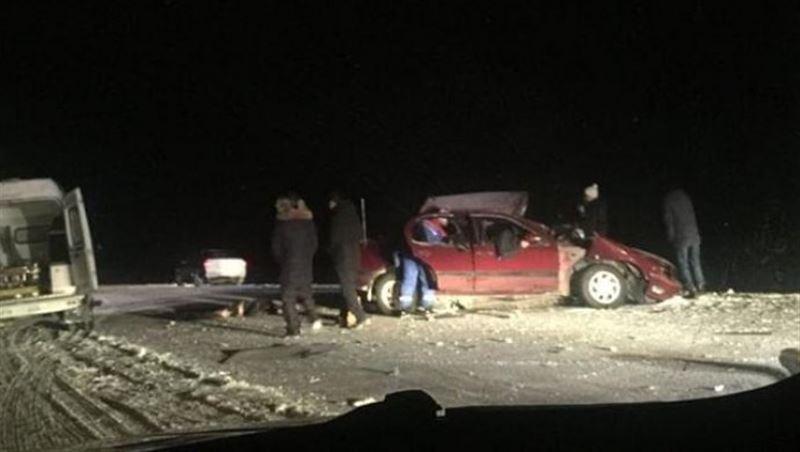Жуткое ДТП в Алматинской области унесло жизни трех человек