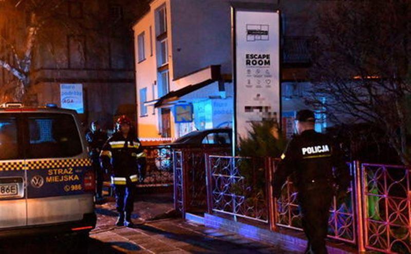В Польше из-за пожара в квест-комнате погибли пять девочек