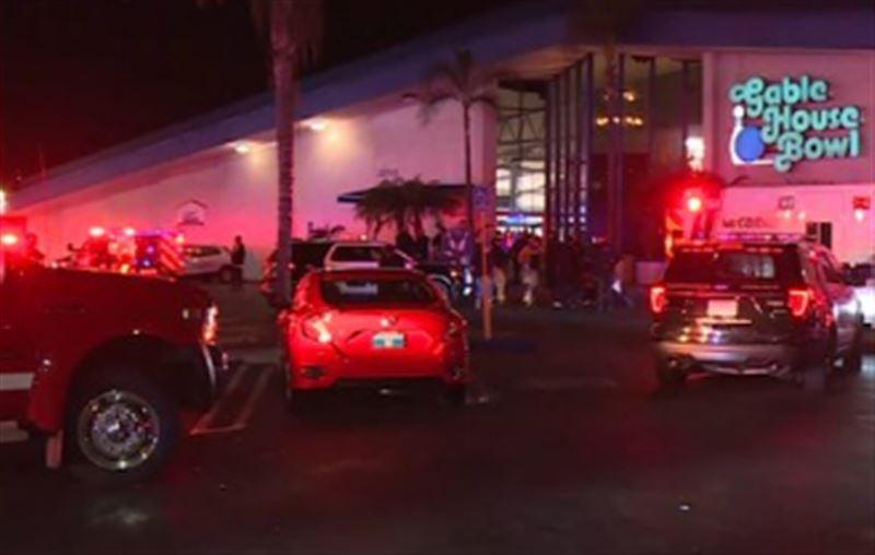 Жертвами стрельбы в боулинг-клубе в Калифорнии стали три человека