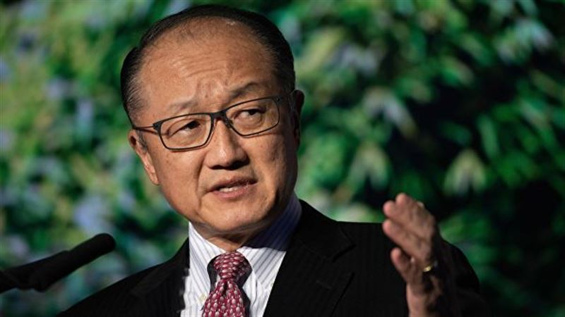Глава Всемирного банка заявил об уходе