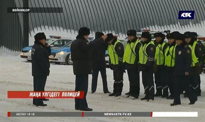 Полицияға тек жоғары заңгерлік білімі бар адамдарды ғана алмақ