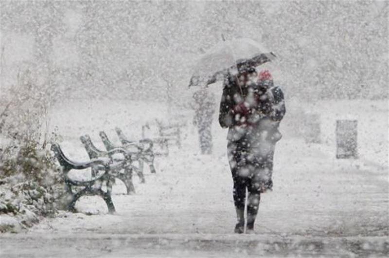 Синоптики рассказали о погоде в Казахстане на 9 января