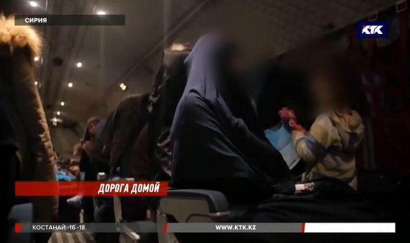 Казахстан провёл спецоперацию в Сирии: на родину вернули 47 наших сограждан